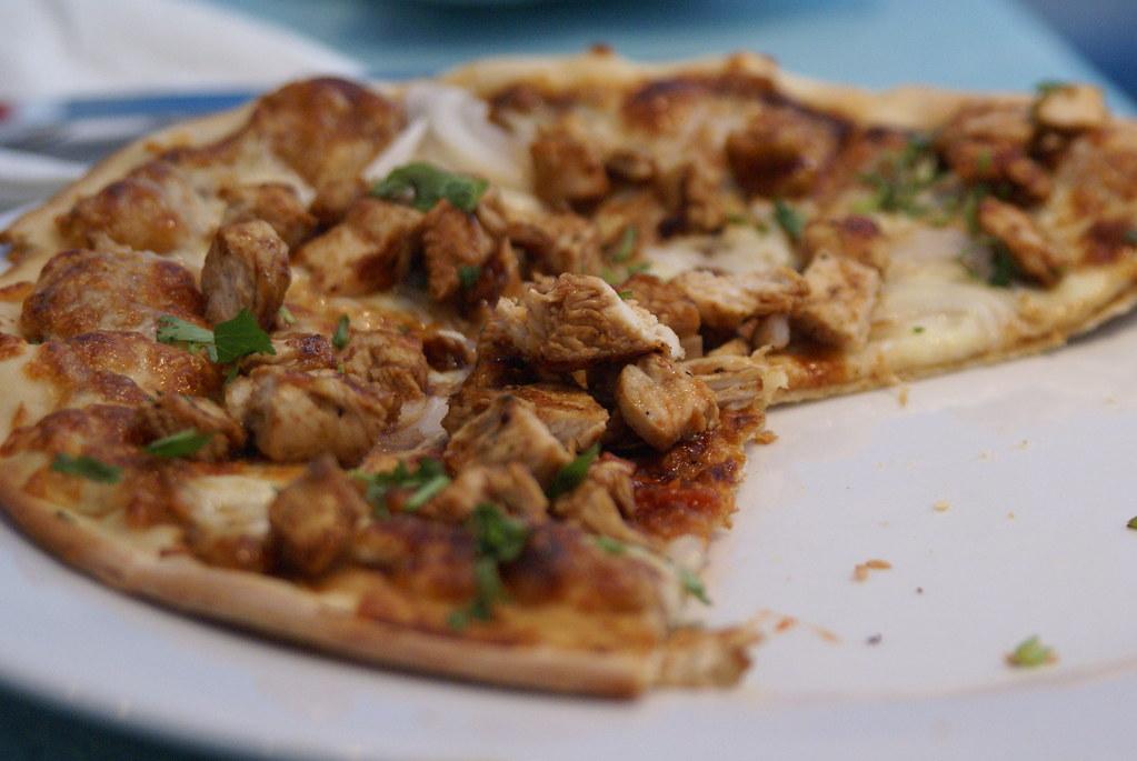 bbq chix pizza