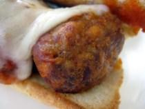 bocado - meatball