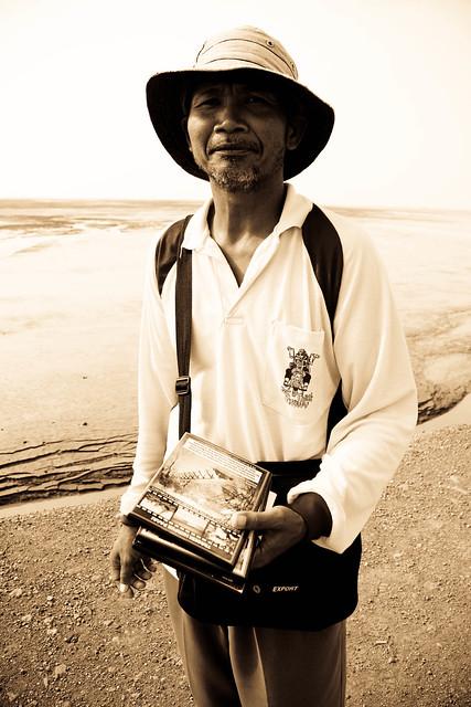 Pak Mino, Mud Flow Tour Guides