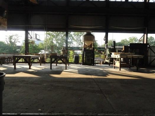 Cast Iron Platter I Made At Sloss, Birmingham AL
