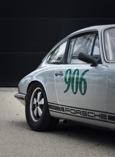 Porsche 911 S - Le Mans Story 2009 by roo8_2.