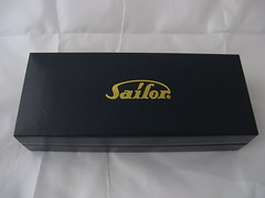Sailor 1911 Standard Size Medium box (by andrea=netnemo)