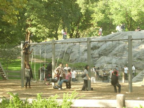 Central Park Vagobond