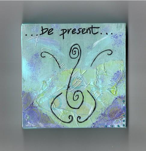 be presentwm