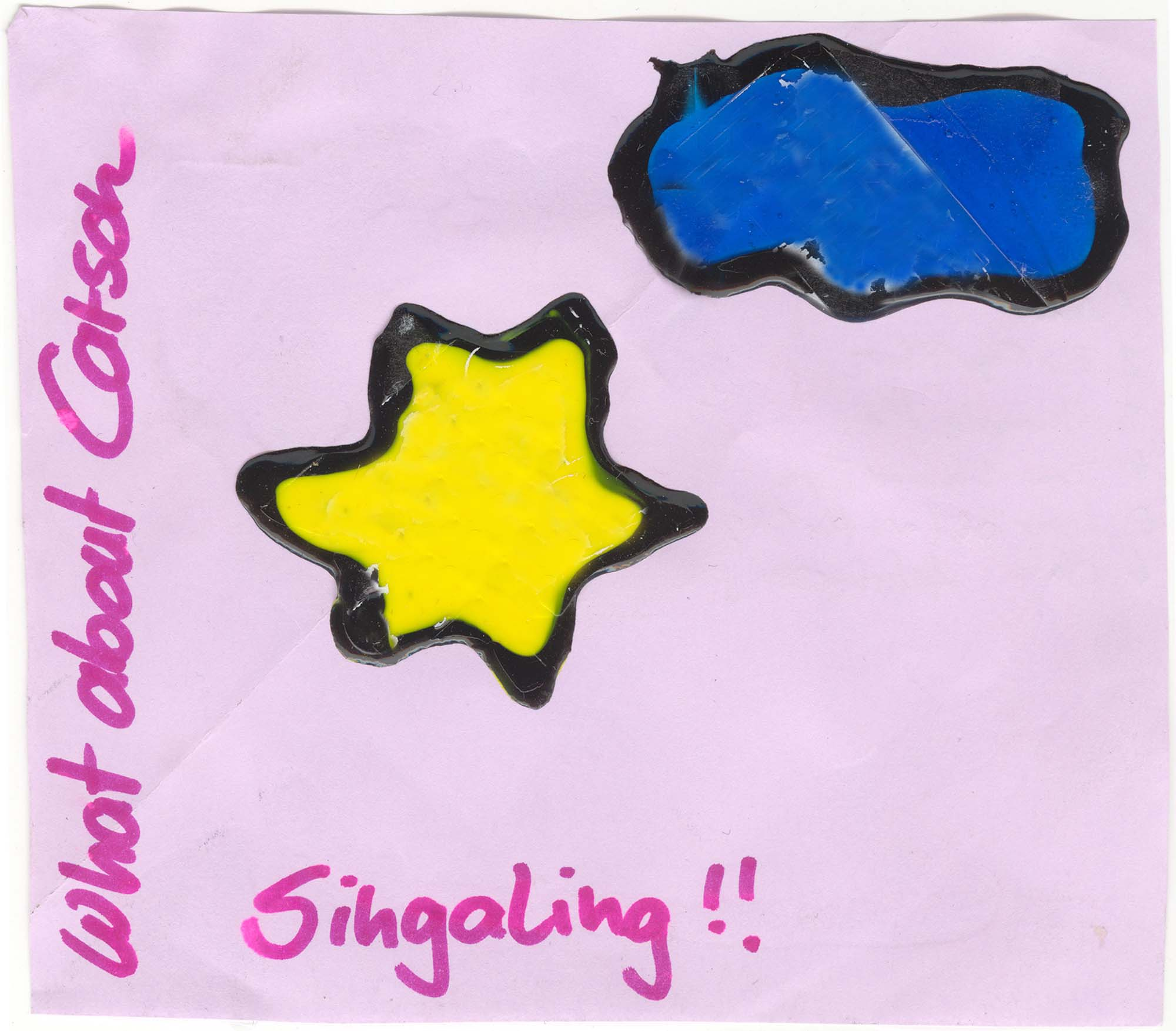 Cover Singaling, Luis 2009