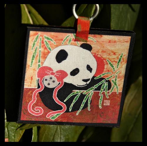 Batik panda ORNAMENT2