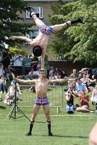 English Gents @ Hat Fair 2009