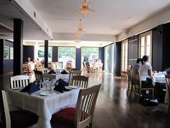 joia restaurant - interior