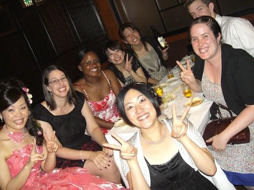 Mikas Wedding Party in Yokohama
