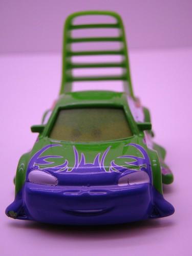 CARS Lenticular Wingo open