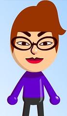 Pam, staff member