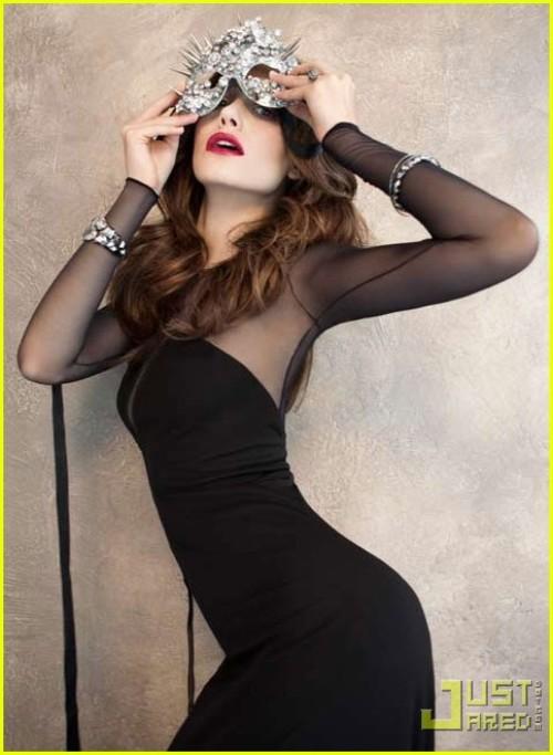 Emmy Rossum Covers 2 Magazine 3
