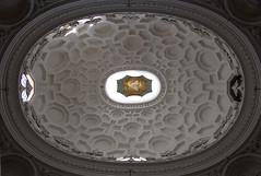 S. Carlo Vault, Rome by Francesco Borromini