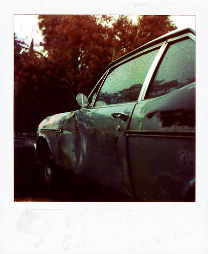 blue chevy nova / polaroid / sx-70 / fade to black - img059_001_72dpi