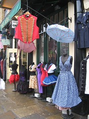 Vintage Clothes Shops Camden London