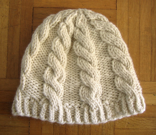 How To Cable Tin Can Knits