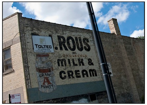 R. J. Rous Wholesale Milk and Cream