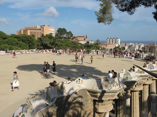 Park Guelle Terrace