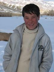 Abdulai, Afghan boy