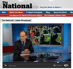 CBC Rex Murphy on the Vancouver riots - pix 09