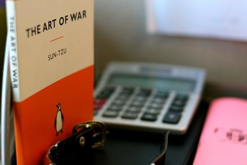 Wednesday: THE ART OF WAR