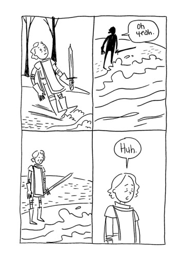 Tragic Relief Sketchblog: NaGraNoWriMo 11