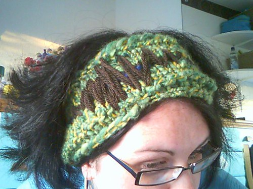 Temporal Lobe Epilepsy Hairband
