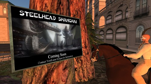 Steelhead Shanghai coming soon