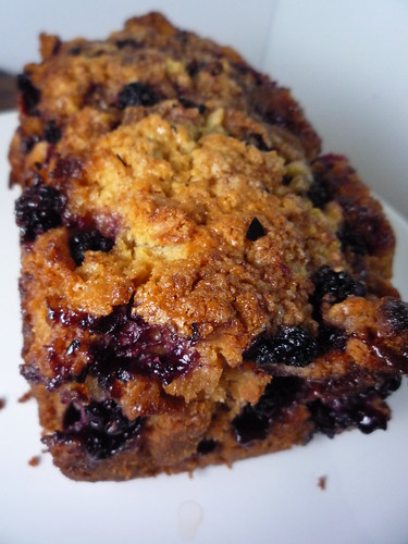 Apple and Blackberry Loaf by you.