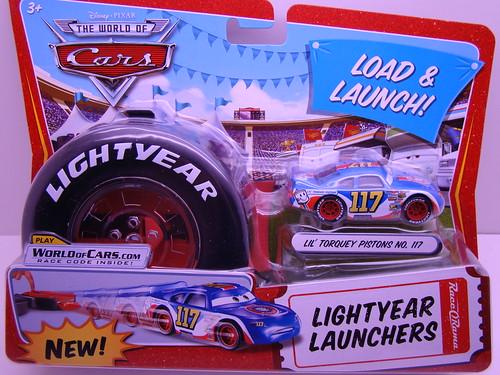 CARS Lightyear Launcher Lil Torquey Pistons (1)