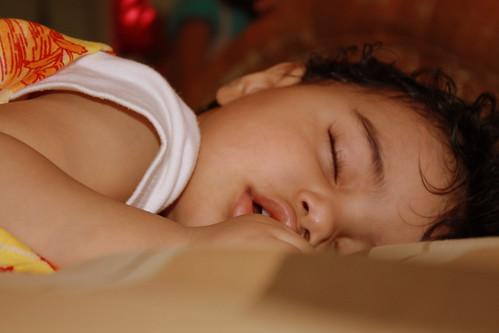 Good night, sweet dreams...