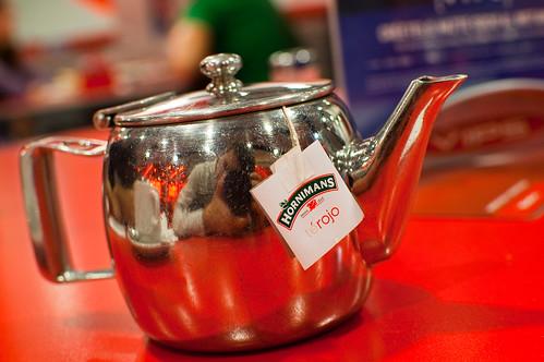 ¿Te apetece un té?