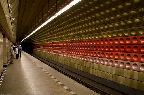 Old Town Metro station by you.