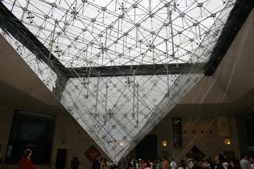 how to avoid lines at the louvre