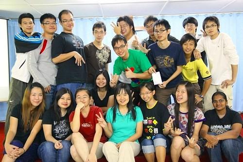 2009.11.14 017 group pose