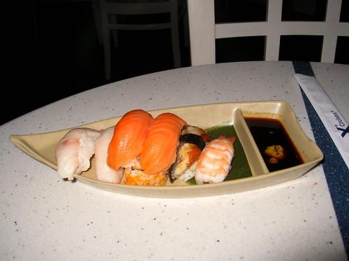 matt's sushi boat
