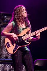 Jeff Beck's bassist @ Ottawa Bluesfest