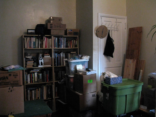 inside wall of living room