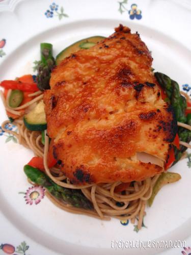 Healthy Miso Cod