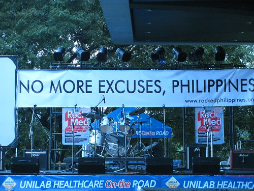 No More Excuses, Philippines