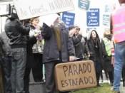 Diciembre 2009 frente a Fomento