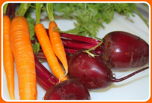 beets & carrots by you.