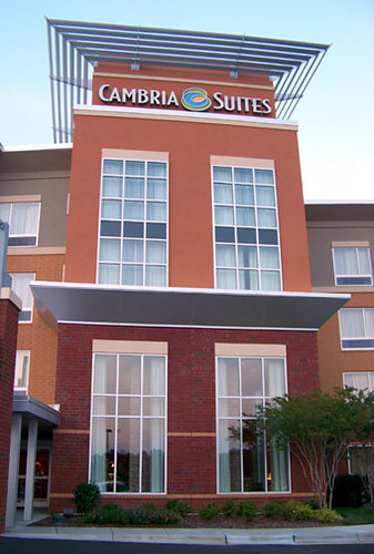 Cambria Suites Outside