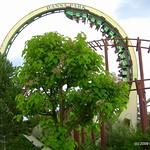 Nessie, die Loopingbahn