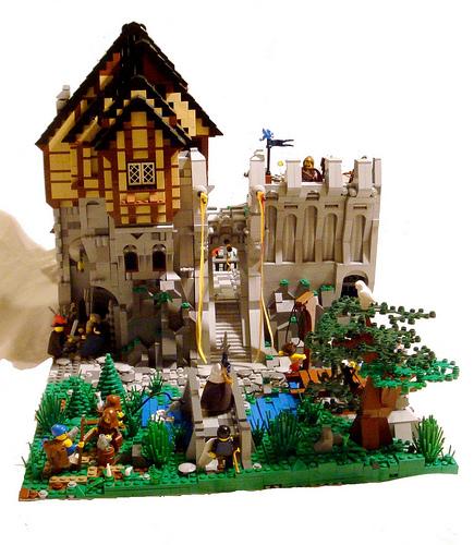 LEGO Castle Carlin