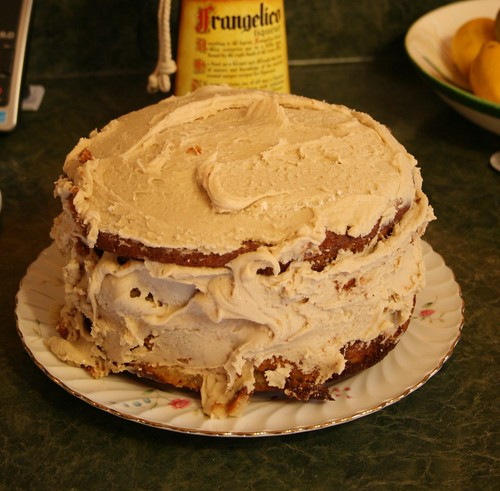 The Consort's birthday cake