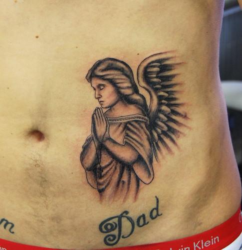 cherubs angels and fairys (Set) · Religious tattoos (Set)