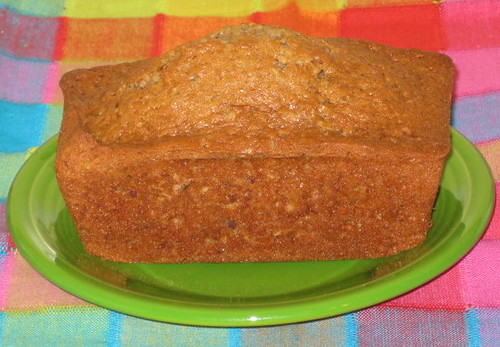 Zuchinni Bread
