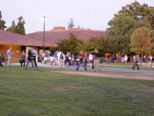 Palo Alto High School, Paly, Back to School Night 2009 photo: copyright 2009 Katy Dickinson