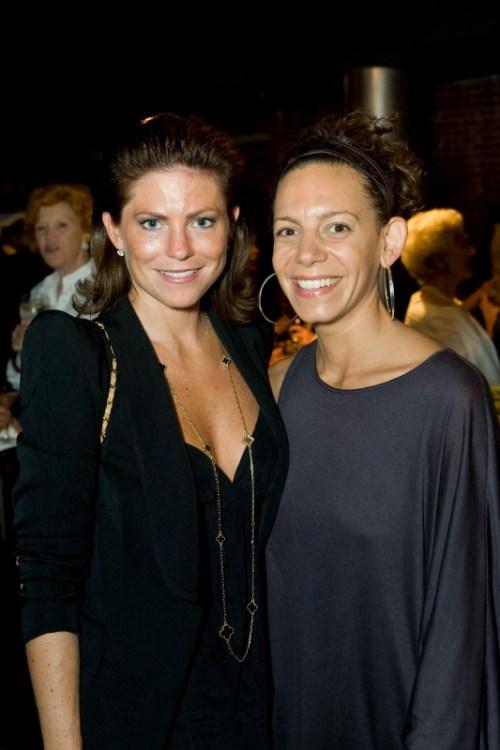 Kimberly Miller and Marcy Karpowitz